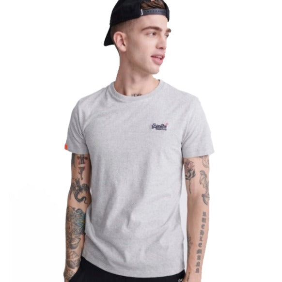 Superdry Ol Vintage Emb Crew - Ignition For Men