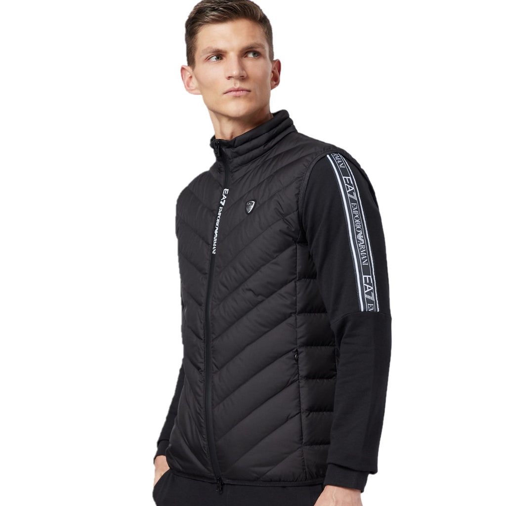 EA7 Puffer Vest - Ignition For Men