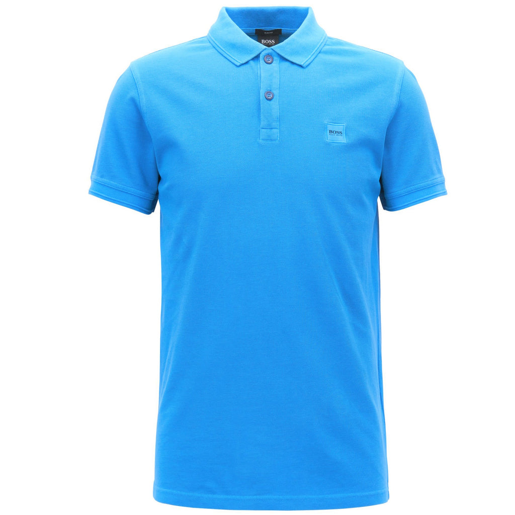 Hugo Boss Orange Prime Polo 50378365 Blue