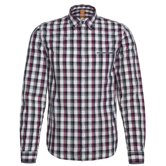 Hugo Boss Orange Eclash Shirt - Ignition For Men