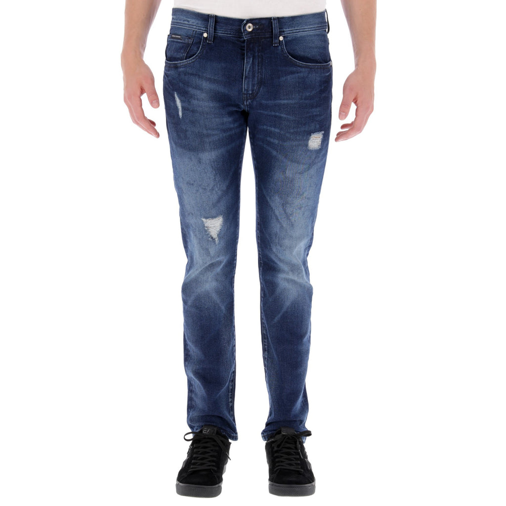 Armani Exchange Jeans 6ZZJ13 Z1FUZ Denim Indigo