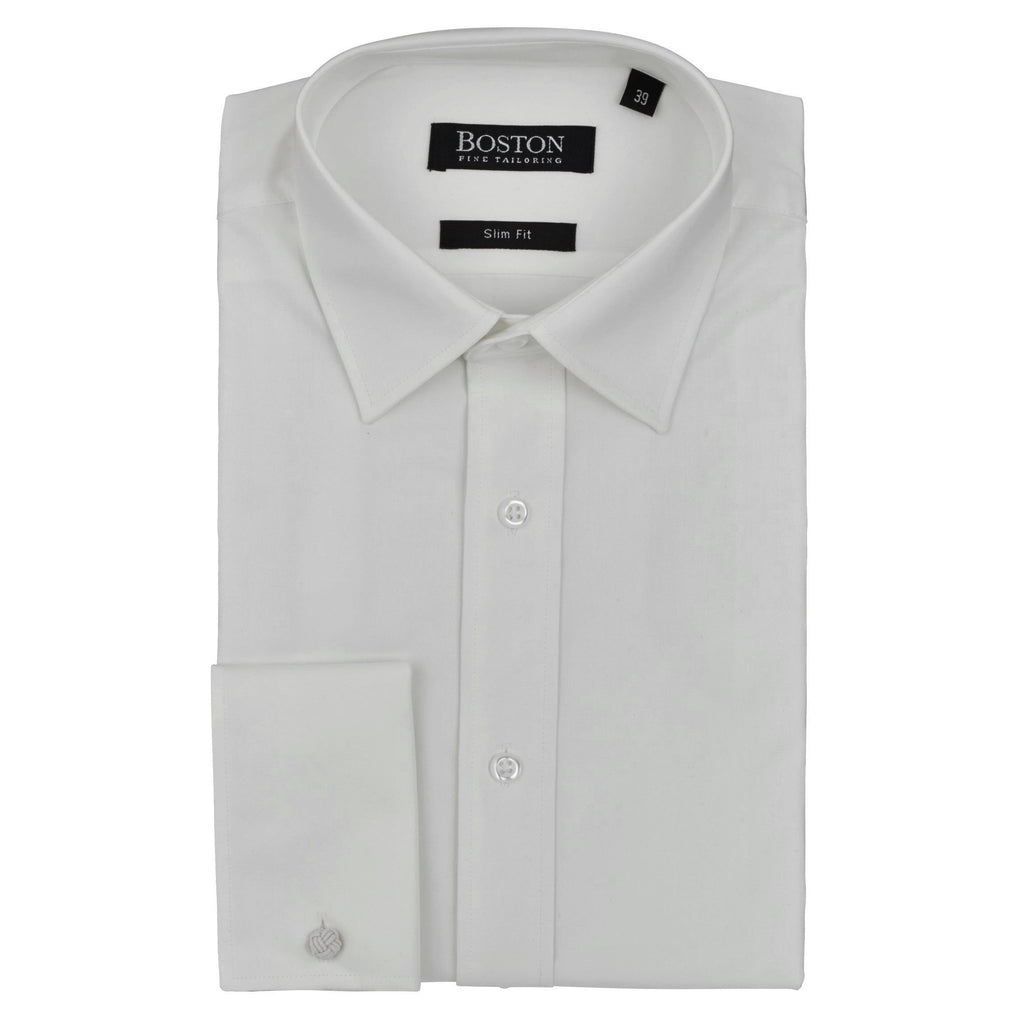 Boston Plain Ivory Shirt DC