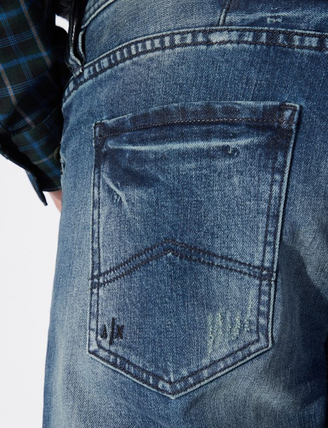 Armani Exchange Jeans - Ignition For Men