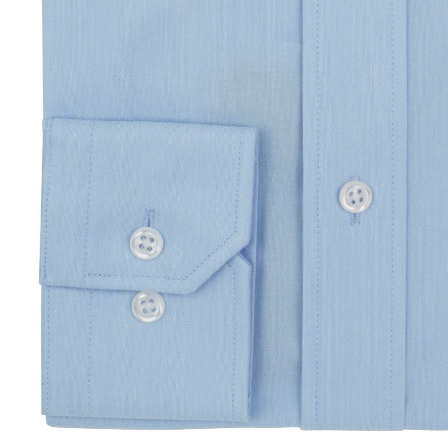 Boston Plain Blue Shirt SC