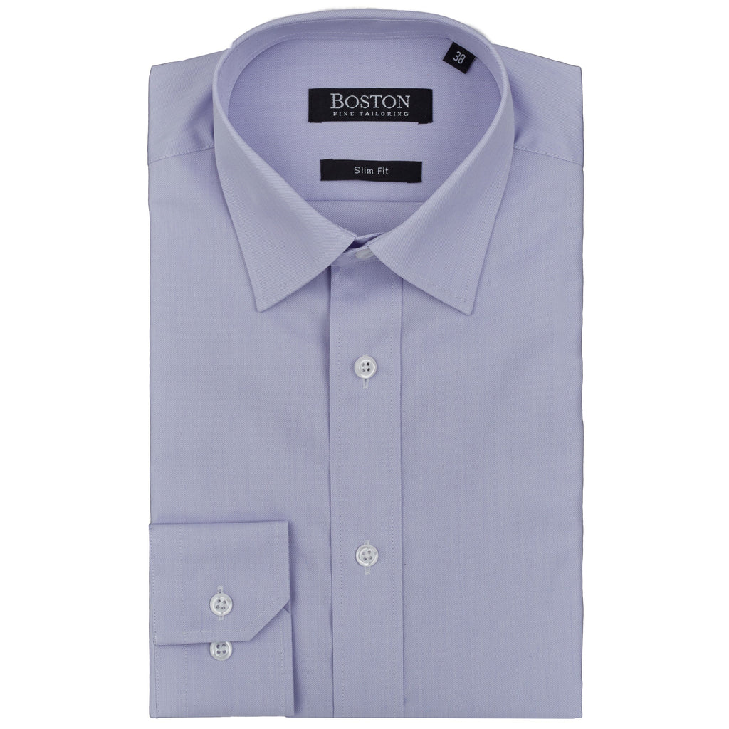 Boston Plain Lilac Shirt SC
