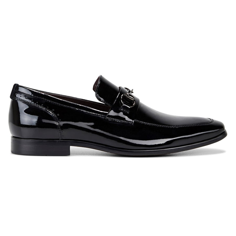 Julius Marlow Lodged Patent Shoes - Ignition For Men