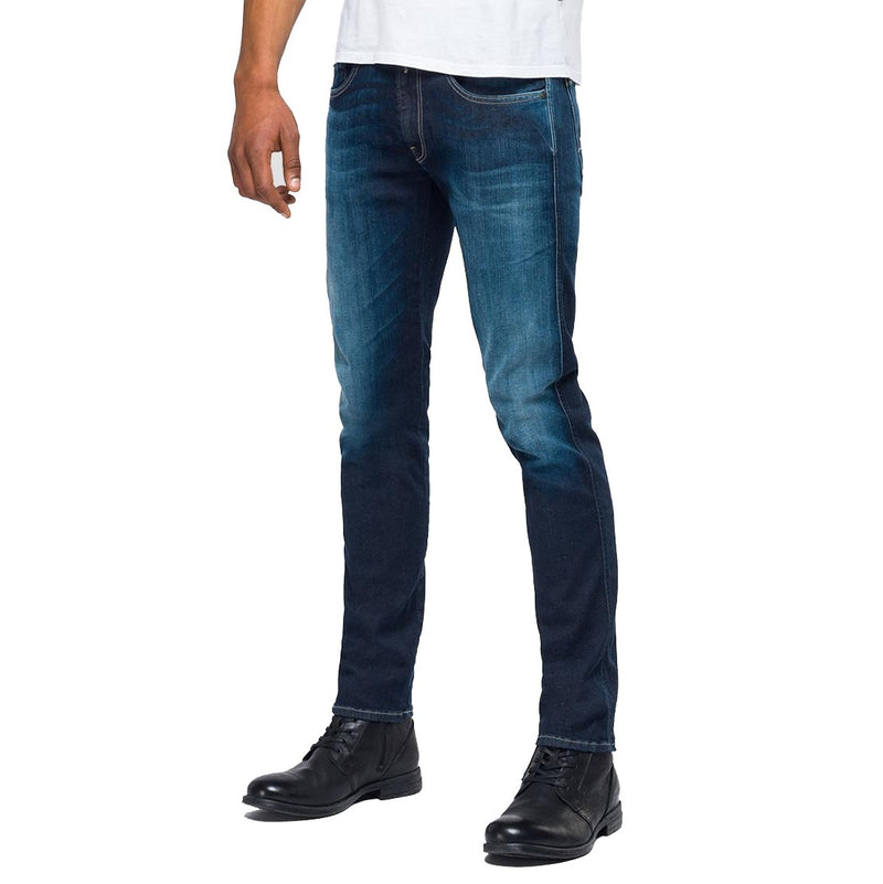 Replay Anbass Hyperflex Jeans - Ignition For Men