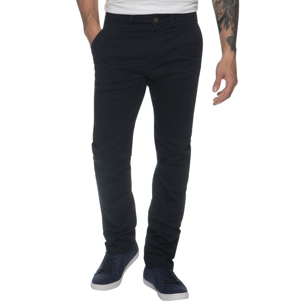 Enzo Navy Chinos - Ignition For Men