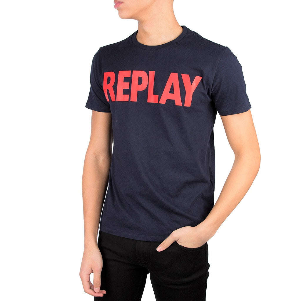 Replay M3471 Navy blue 882