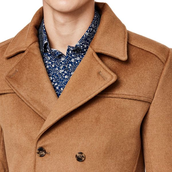 Politix Wellesley Coat - Ignition For Men