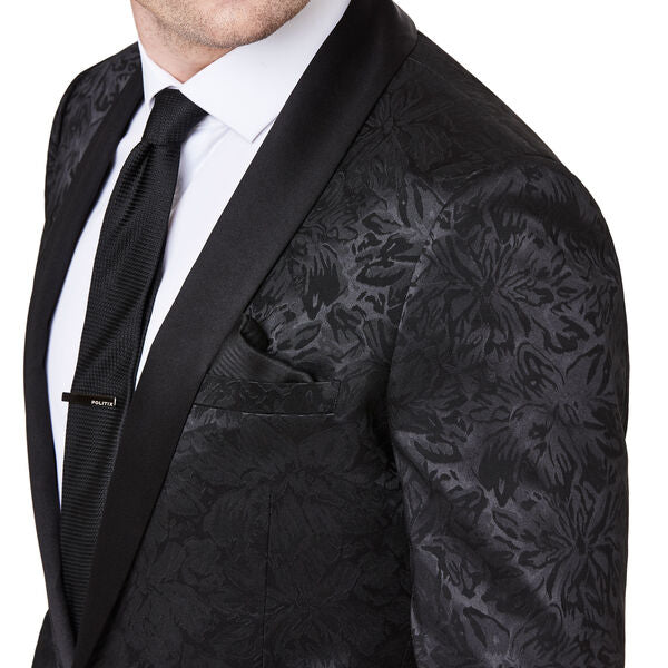 Politix Mattone Tuxedo Jacket - Ignition For Men
