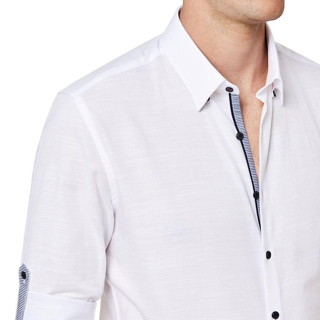 Politix Tussio Shirt - Ignition For Men