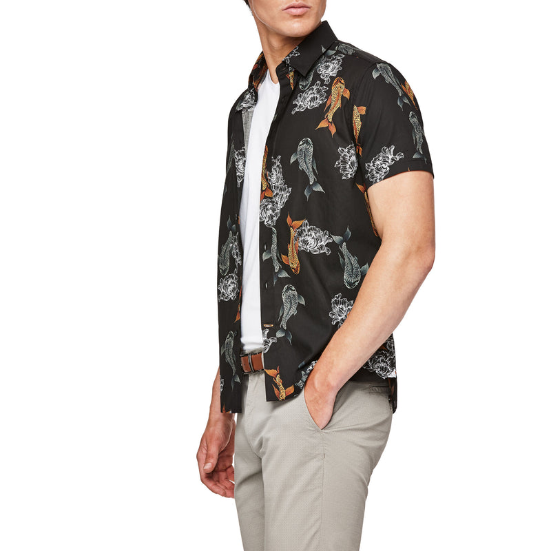 Politix Carp Shirt - Ignition For Men