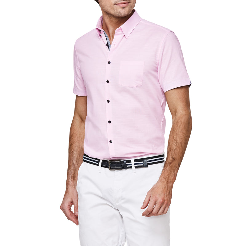 Politix Tussillo Shirt Pink XS96S