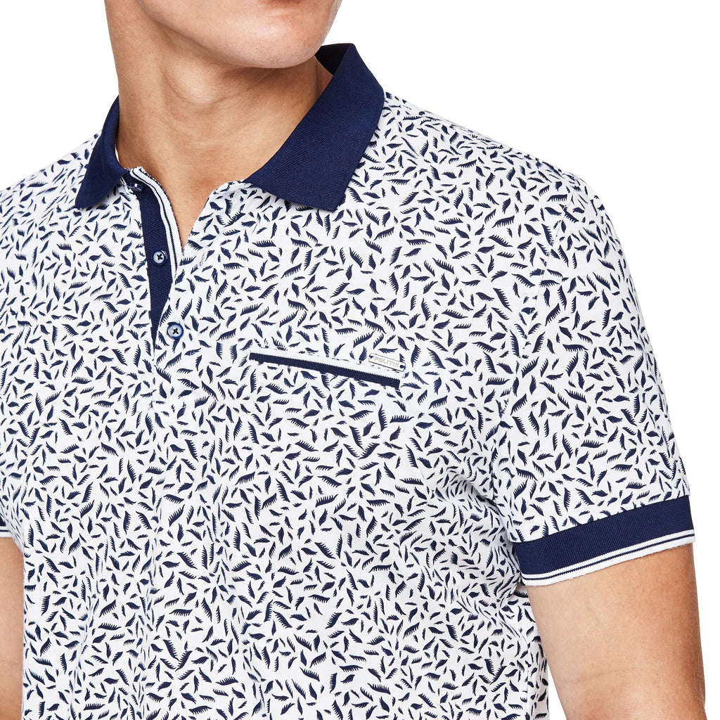 Politix Feather Polo - Ignition For Men