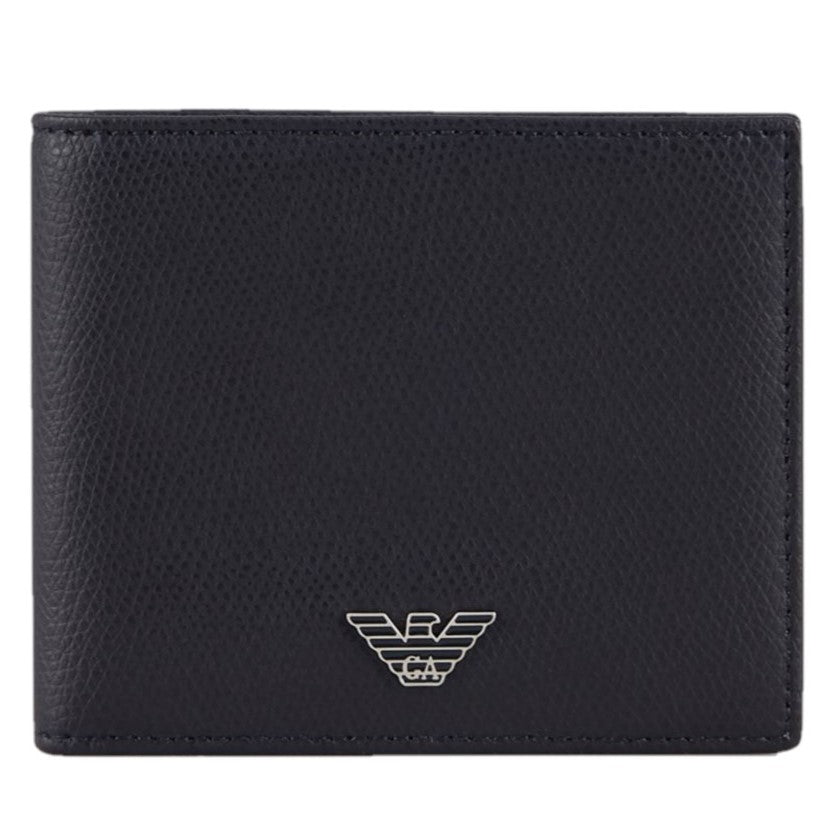 Emporio Armani BiFold Leather Wallet - Ignition For Men