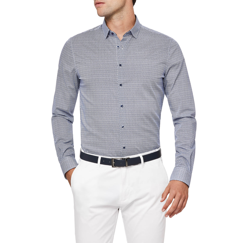 Politix Woodside Shirt - Ignition For Men