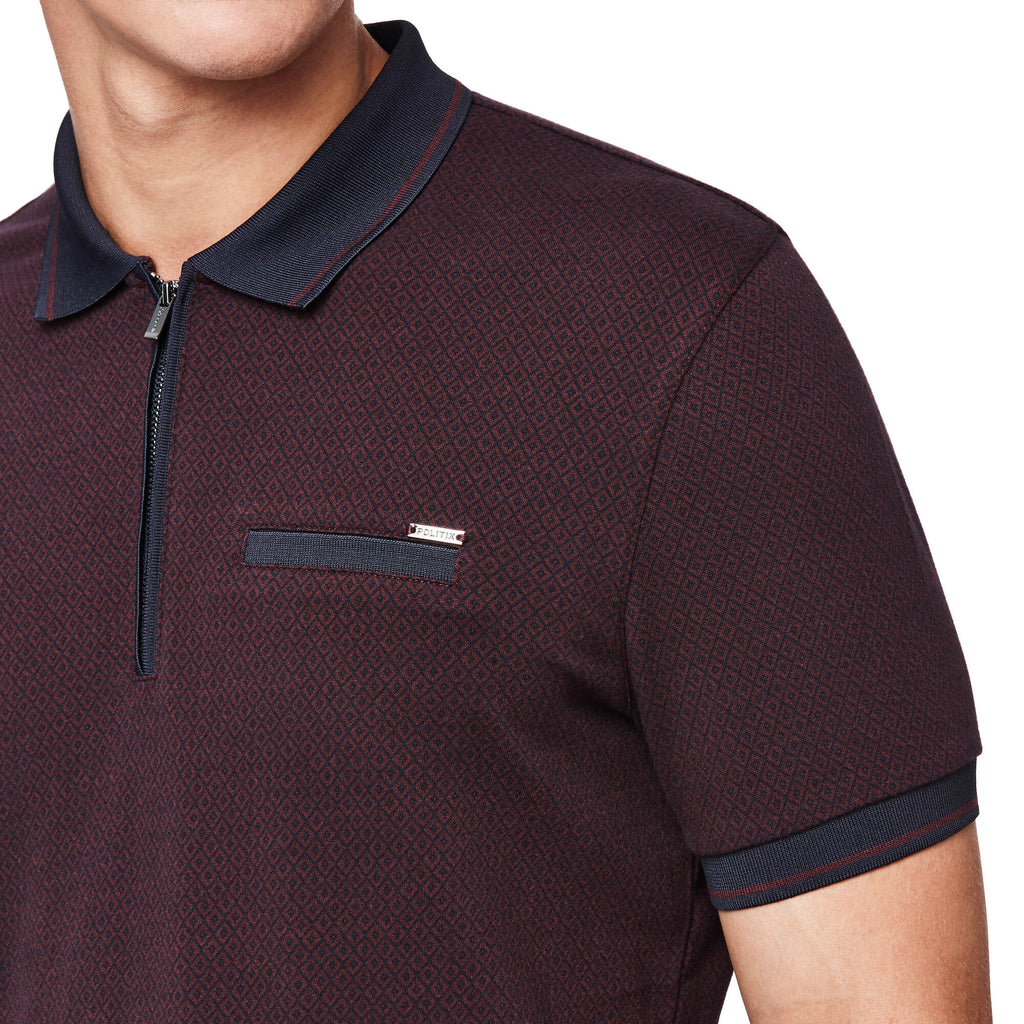 Politix Paddington Polo - Ignition For Men