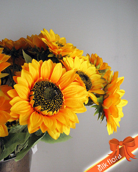 Sunflowers: Simple and beautiful!