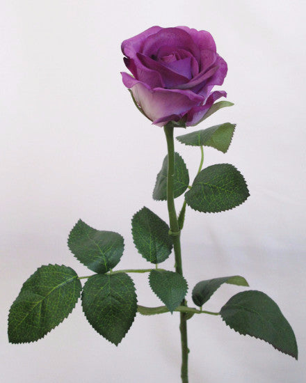 Real Touch Purple Rose GL12761