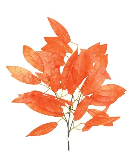 Orange Leaves Spray A1169