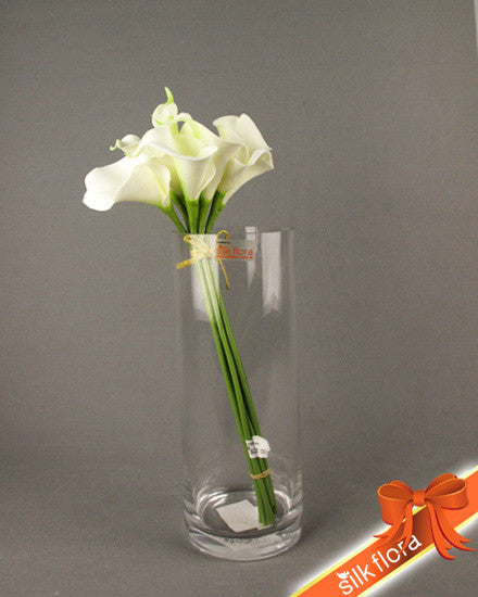 Real Touch Calla Lily bunch S2001