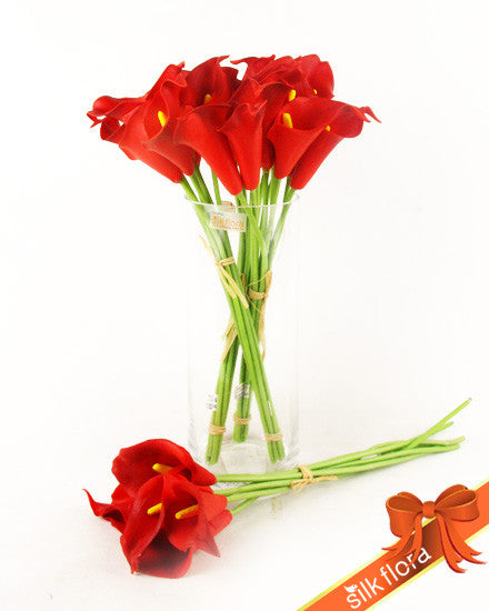 Real Touch Calla Lily Bunch MXCAL081442