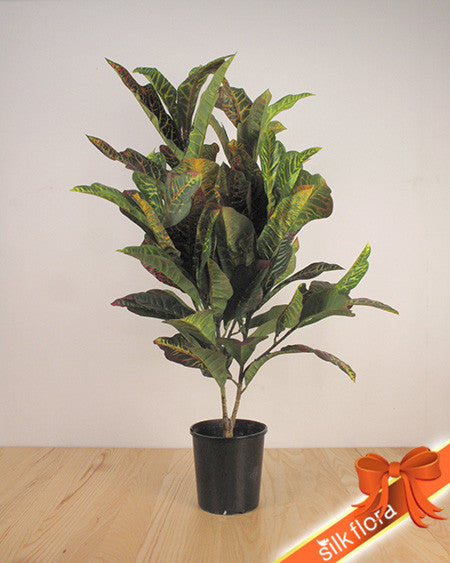 Real Touch Croton Tree GF80049-3