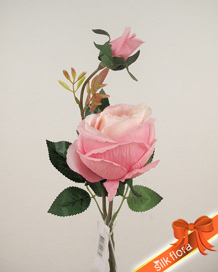 Single Rose short Stem HF1018-WH