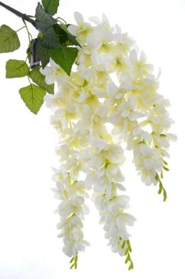 Wisteria Bunch LB022-WH