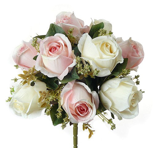 Rose Bunch HF3846-LATTE