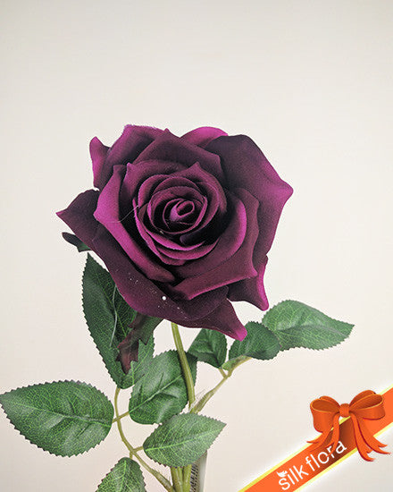 Single Flannel Rose HF4432