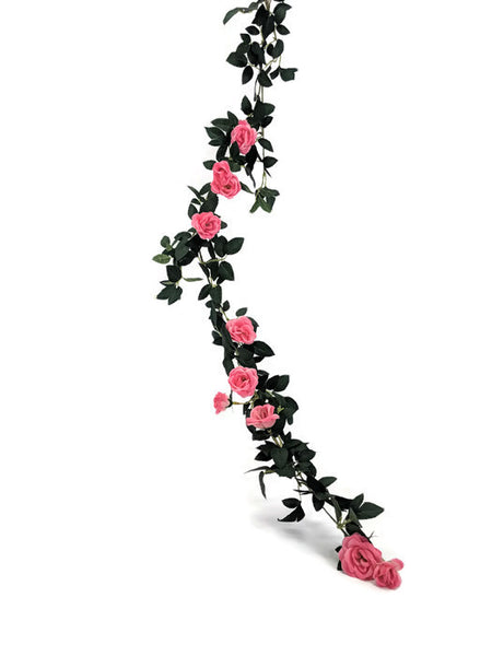 Rose garland FB0072 -PNK