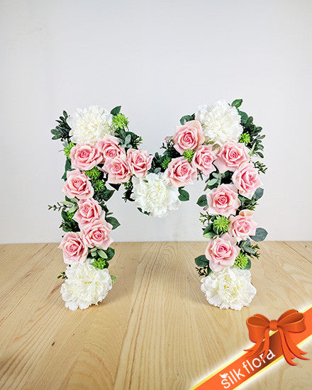 Custom Flower Letter/Number CM001