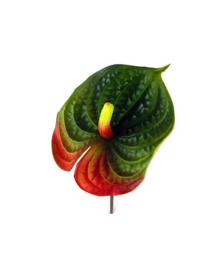 Real Touch Anthurium MXANT013002 GRRD
