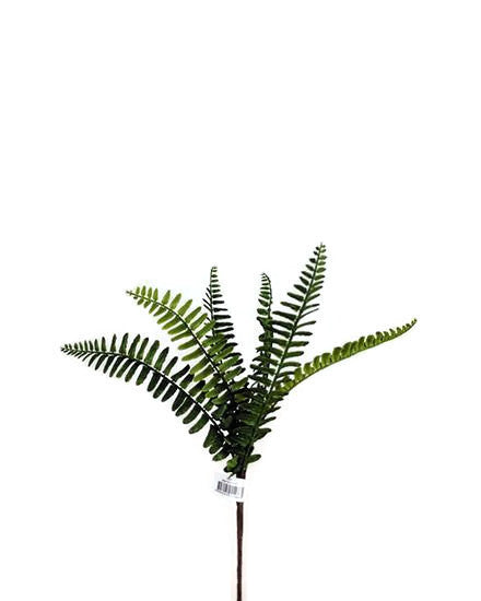 Real Touch small Boston Fern Bunch JI2508
