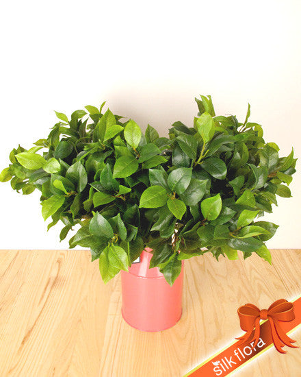 Real touch Camellia Leaves Spray GF80048