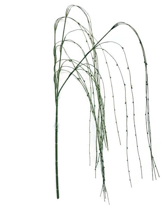 Hanging grass spray FE046-LGREEN