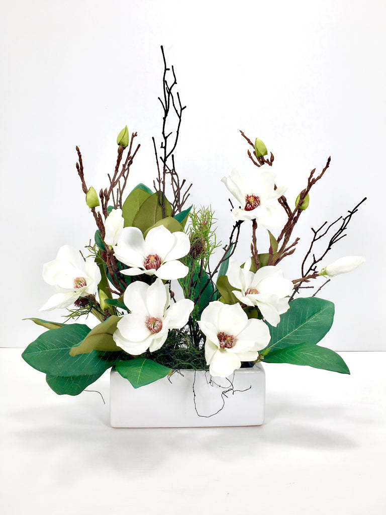 White Magnolia SF476