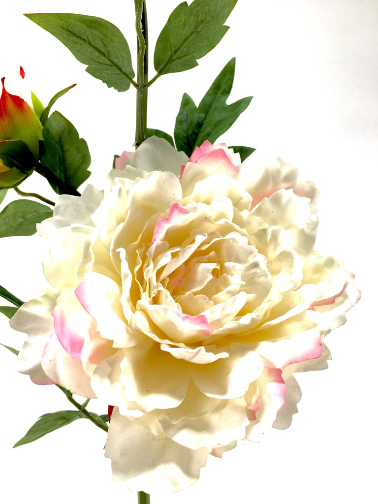 Real Touch Peony Spray FB0005-HPNK