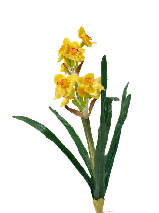 Daffodil Spray FB0008-YEL