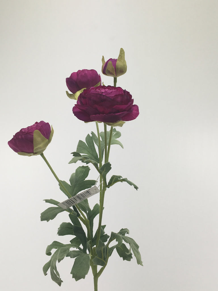 Ranunculus Spray S5890-PUR
