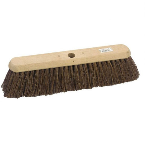 Bassine, Hard Sweeping Brush, Head Only