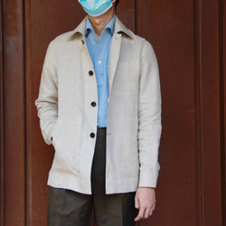 Linen City Chore Coat (Made to Order)