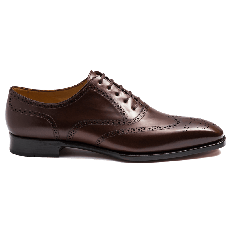 Artista Full Brogue Oxford in Vegano Brown