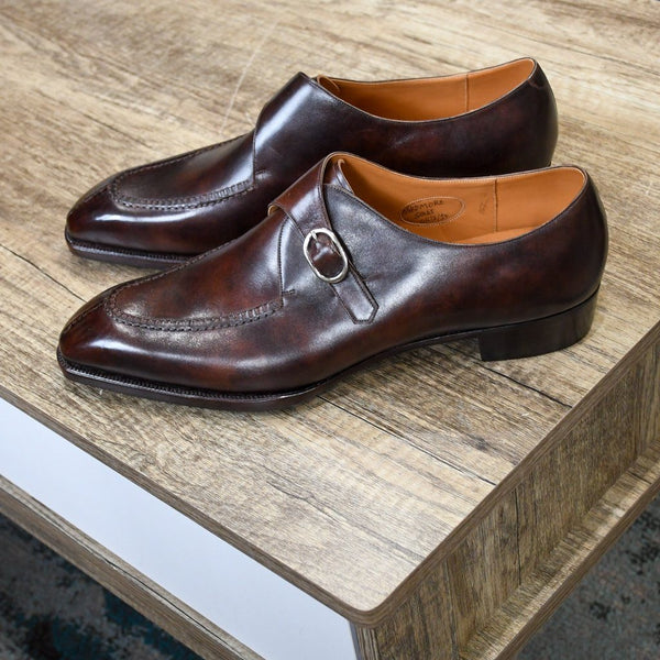 Ardmore 'B' Ilcea Museum Dark Brown UK12E