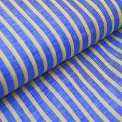 PURE LINEN YELLOW STRIPES