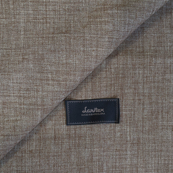 Lanitex Easy Care Melange Linen Chore Jacket