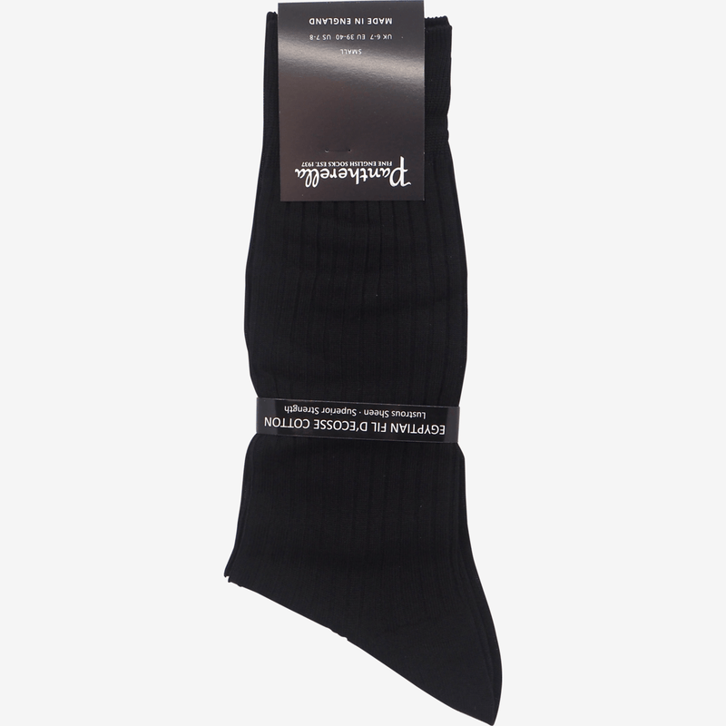 Pantherella - Danvers Egyptian Cotton Socks - Yeossal