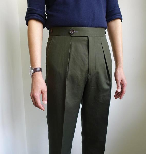 Everyday Cotton Chinos (Made to Order)